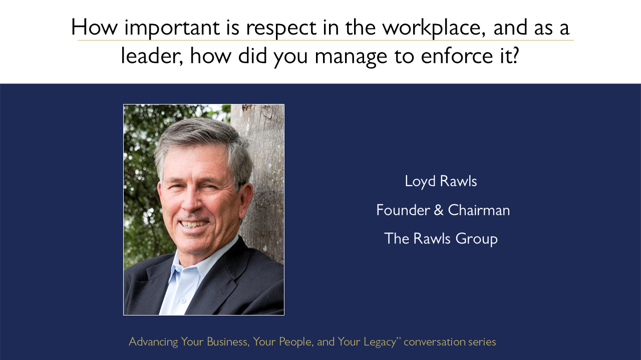 loyd-rawls-business-succession-planner